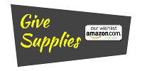 Give Supplies on Amazon Wishlist